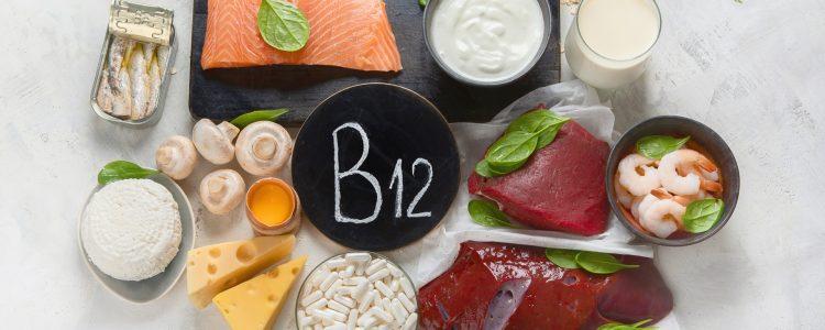 Alzheimer's B12 food
